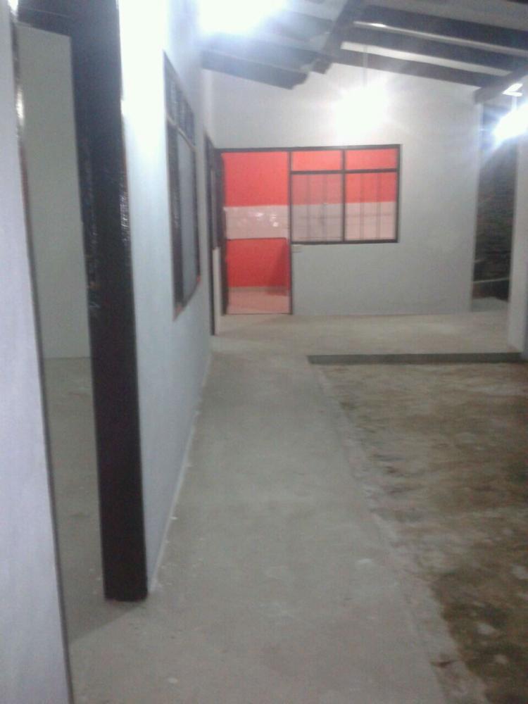 Alquiler departamento interior casa de familia barrio 21 for Departamento interior