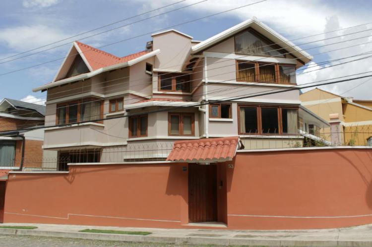 Casa en venta cav1684 for Casas minimalistas la paz bolivia