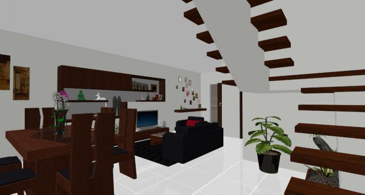 Fotos de hermosas viviendas modernas con estilo for Casas minimalistas 180m2