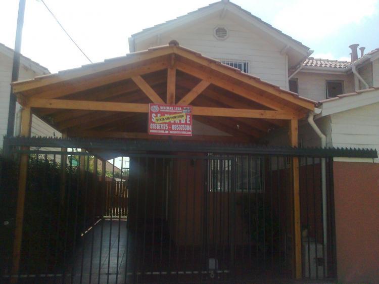 Se vende casa en cerrillos cav9906 for Casas con cobertizos