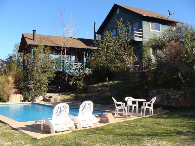 San francisco de los andes linda parcela con casa piscina jardin precioso cav7204 - Parcela con casa ...