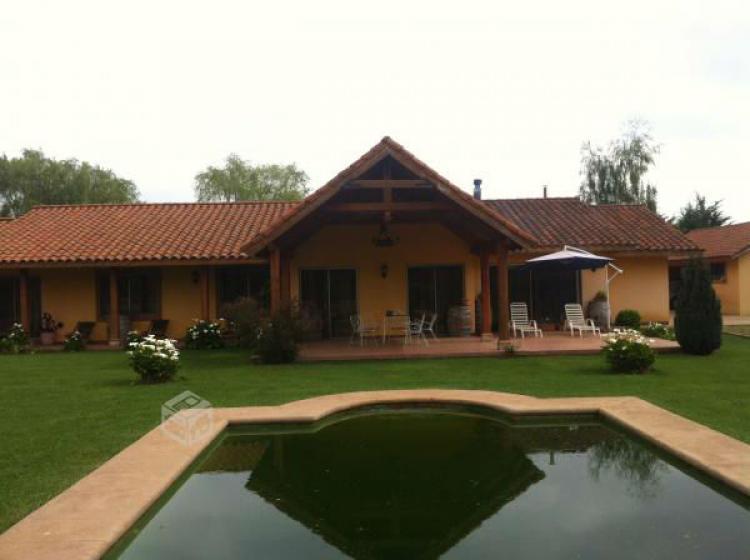 Hermosa casa en parcela de agrado pav33172 - Fotos de parcelas ...