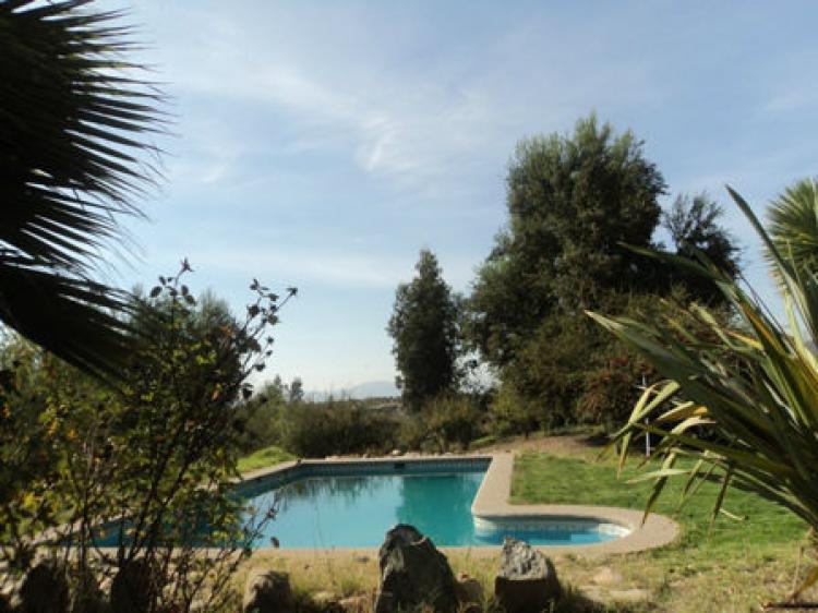parcela con casa y piscina por dia caa6798