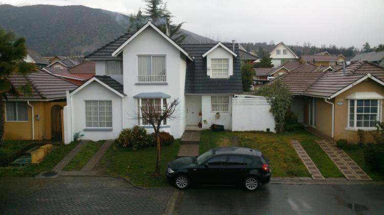 Se vende casa condominio ciudad del este ii cav22550 for Casas en chile santiago