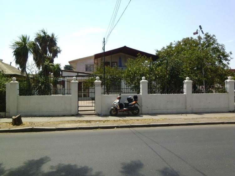 Terreno comercial con casa ubicado en manuel rodriguez - Terreno con casa ...