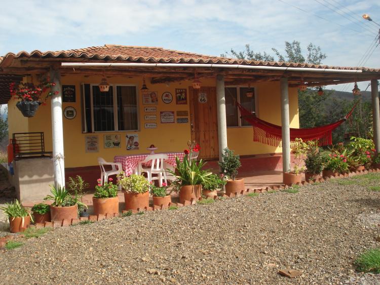 Se vende finca casa campestre a 25 minutos de villa de for Cubiertas para casas campestres
