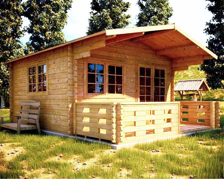 Fotos de casas prefabricadas en madera distribuimos en for Fotos de casas prefabricadas