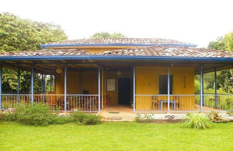 En venta la finca ideal para ecoturismo en la zona for Casas en la finca