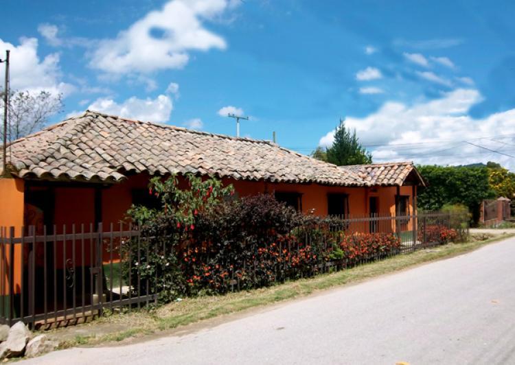 Casa lote campestre cajica tipo colonial cav22014 - Casas tipo colonial ...