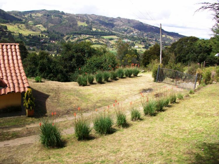 Jardines de casas campestres awesome jardn nativo en el - Jardines rusticos campestres ...