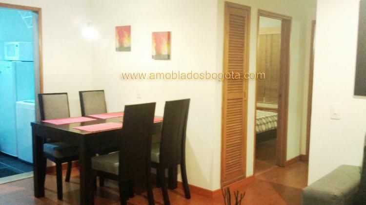 Arriendo apartamento amoblado bogot colombia norte de 2 for Habitaciones para arriendo