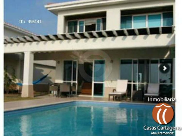 Arriendo casa en el condominio casas del mar cartagena - Casas en el mar ...