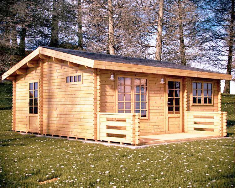 Fotos de casas prefabricadas en madera distribuimos en - Fotos casas de madera prefabricadas ...