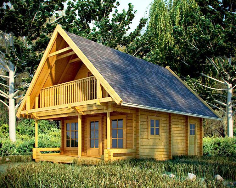 Casas prefabricadas en madera distribuimos en toda - Casas de madera ...