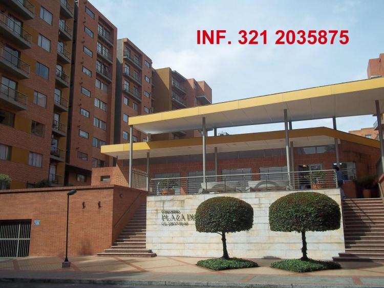 Bank Oriental Plaza Del Sol:Foto Pent-house dplex Ciudad Salitre Oriental APV23501