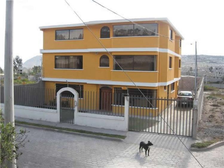 En quito ecuador vendo casa grande nueva cav4015 - Casas en quito ecuador ...