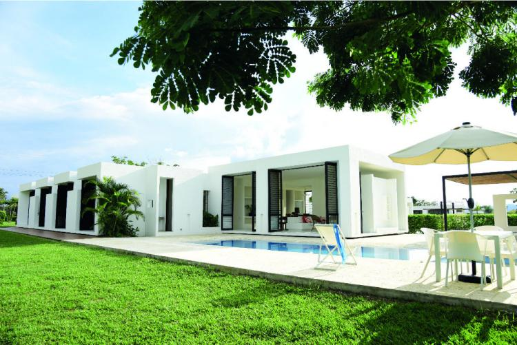 Igua casas de campo condominio casas campestres prv144355 for Cubiertas para casas campestres
