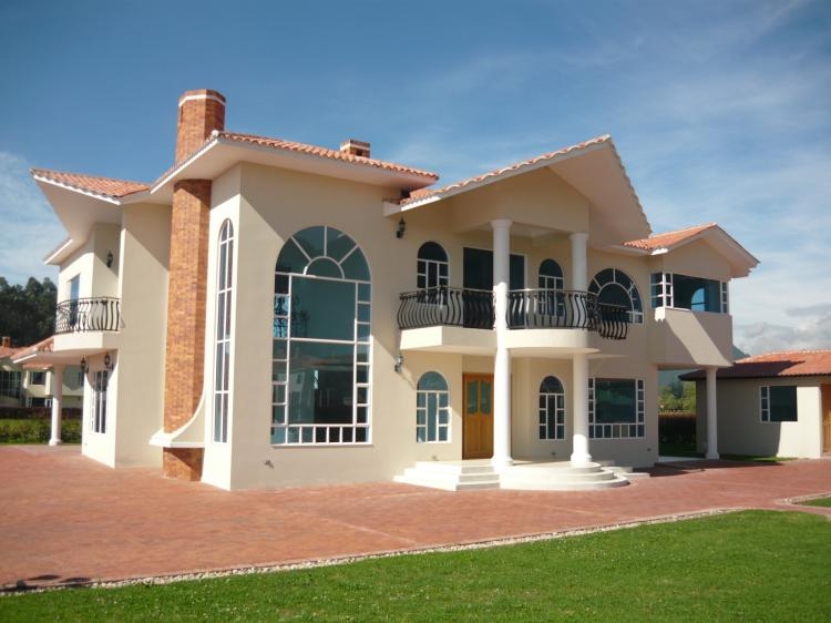 Casas campestres cav12783 for Cubiertas para casas campestres