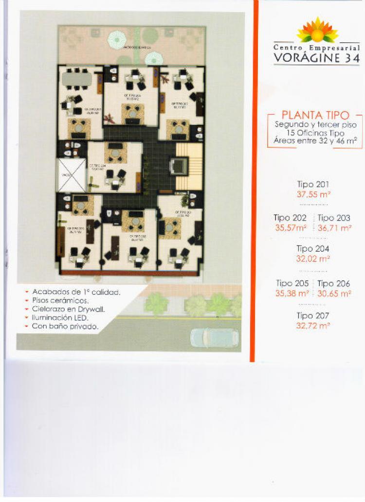 Proyecto centro empresarial la vor gine 34 ofv113150 for M bankia es oficina internet