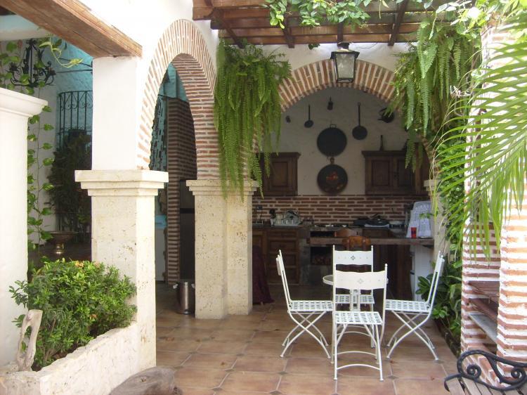 Alquiler de casa colonial por temporada para turistas cartagena colombia caal5255 - Alquiler de apartamentos en cartagena ...