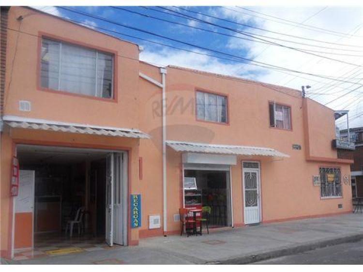 Venta casa la espa ola engativ bogot cav34236 for Fachadas de casas de barrio