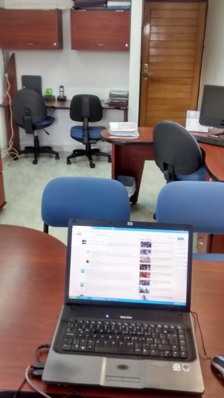 Venta oficina frente a unicentro 21 m2 rentando ofv146947 for Bbva oficina central