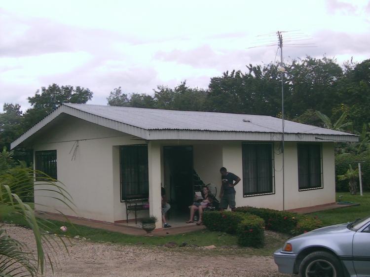 Casa en venta 72m2 y terreno de 1219m2 con arboles frutales cav2168 - Casa con terreno ...