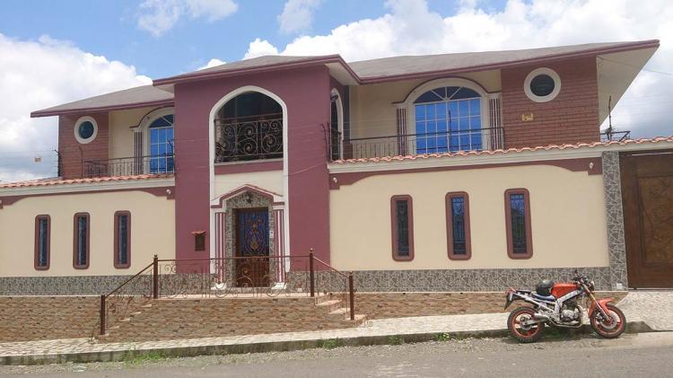 Casa tipo americano en venta en la ciudad de quevedo cav18214 - Casas tipo americano ...