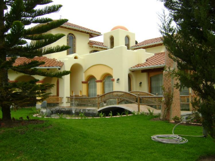 Puembo hermosa quinta ubicada en la urb nueva andalucia - La sala nueva andalucia ...