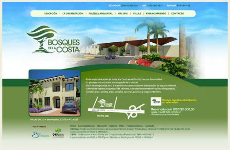 En venta casa en bosques de la costa cav12689 - Venta de apartamentos en la costa ...