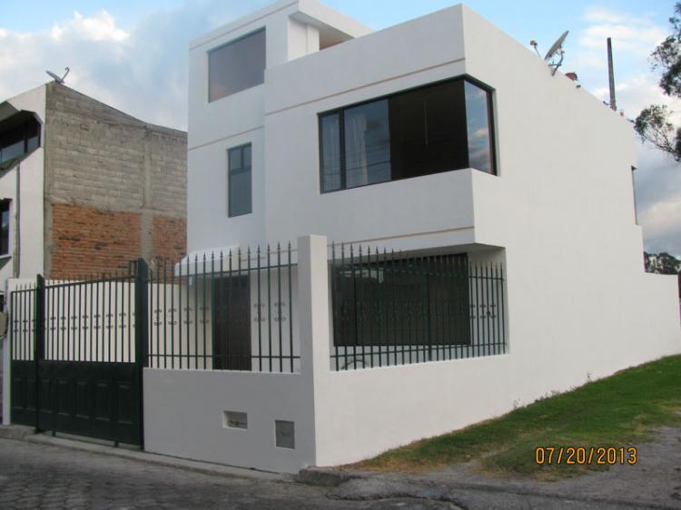 Se vende una casa por estrenar cav11296 - Casas en quito ecuador ...