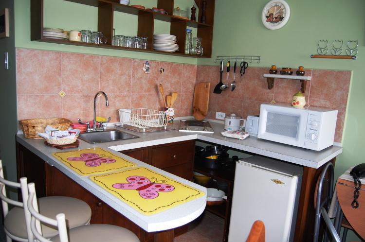 Fotos de departamentos suites amobladas y equipadas por for Cocinas amobladas