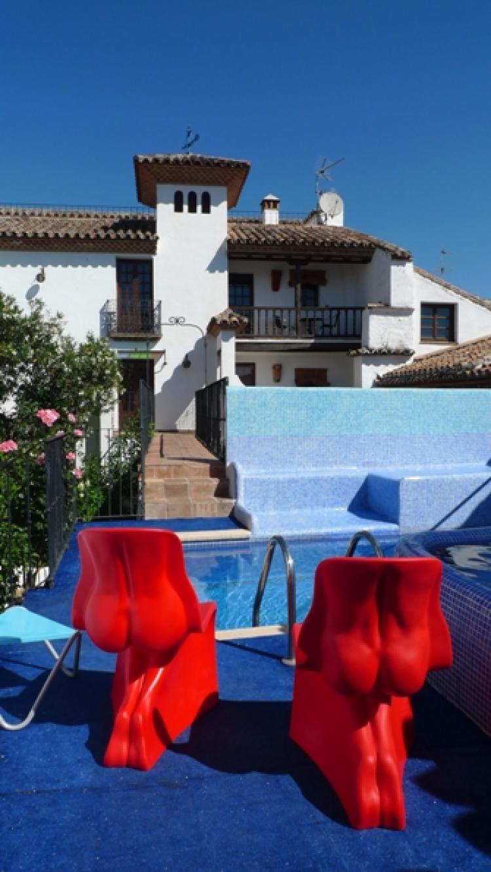 Hotel diferente y con encanto en ronda vistas a la sierra - Hotel en ronda con encanto ...
