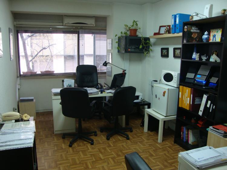 alquiler oficina barrio de salamanca en madrid calle