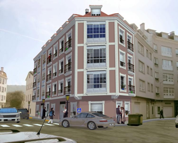 Fotos de piso en venta en cedeira c digo piv194 - Alquiler pisos cedeira ...