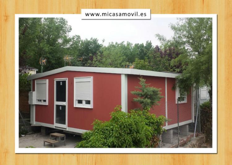 Casas Prefabricadas Moviles Cav8908