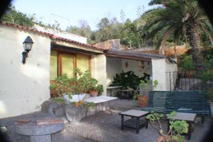 Magnifica finca con amplia construcci n en tafira baja fiv5725 - Casas en tafira ...