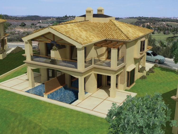 Casa en venta en jerez de la frontera montecastillo 273 m2 3 habitaciones 583407 cav642 - Casas en jerez de la frontera ...