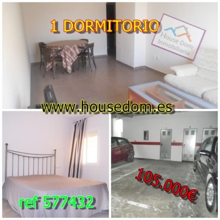 Piso 1 dormitorio garaje piv10053 for Piso 1 dormitorio