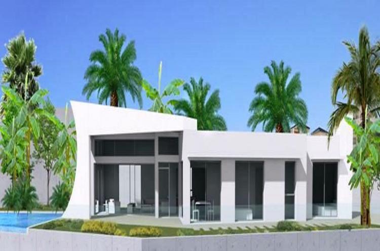 Rojales costa blanca chalet ultra moderno con piscina - Chalet con piscina ...