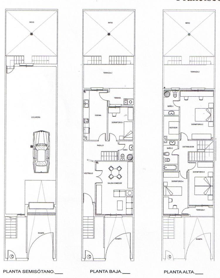 Telefono Nuevo Baño Ciudad Real:Foto Casa en Venta en Tomelloso Estacion 4 habitaciones € 151500