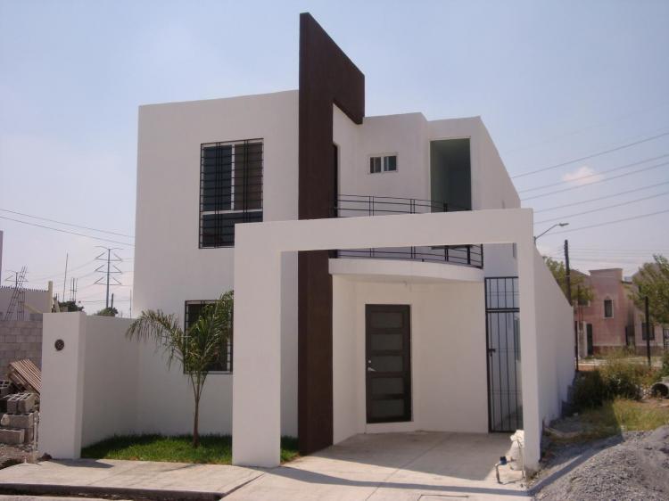 Casa nueva en villas de escobedo 3rec 135m2 for Casas en escobedo