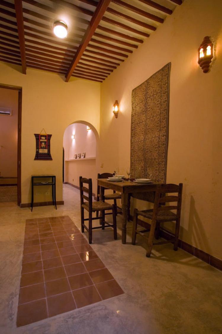 Casa estilo colonial renovada cav7389 - Foto casa merida ...