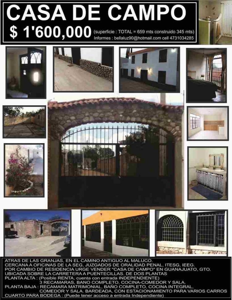 Casa de Campo | las Granjas | antiguo camino al MALUCO CAV143485