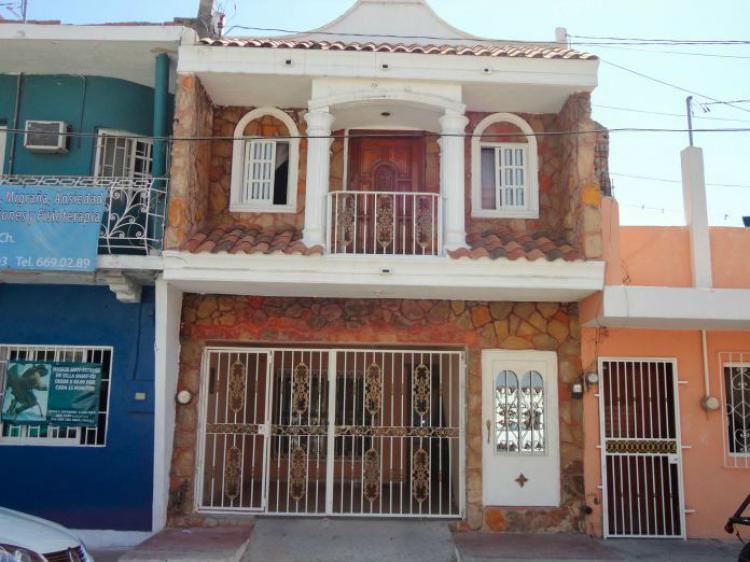 Casa En El Centro Mazatlan Cav126617