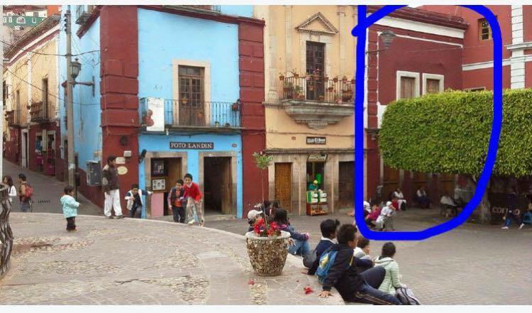 Casa en pleno centro de guanajuato cav167305 for Casas en renta leon gto