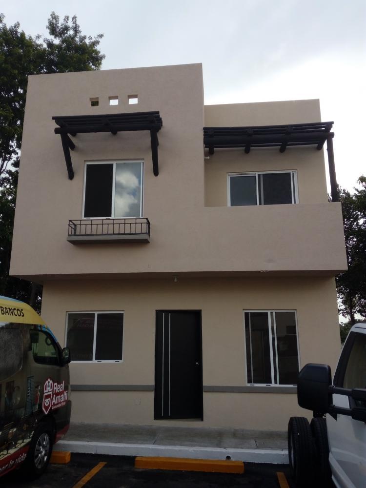 Casa en real amalfi cav215842 for Casa actual