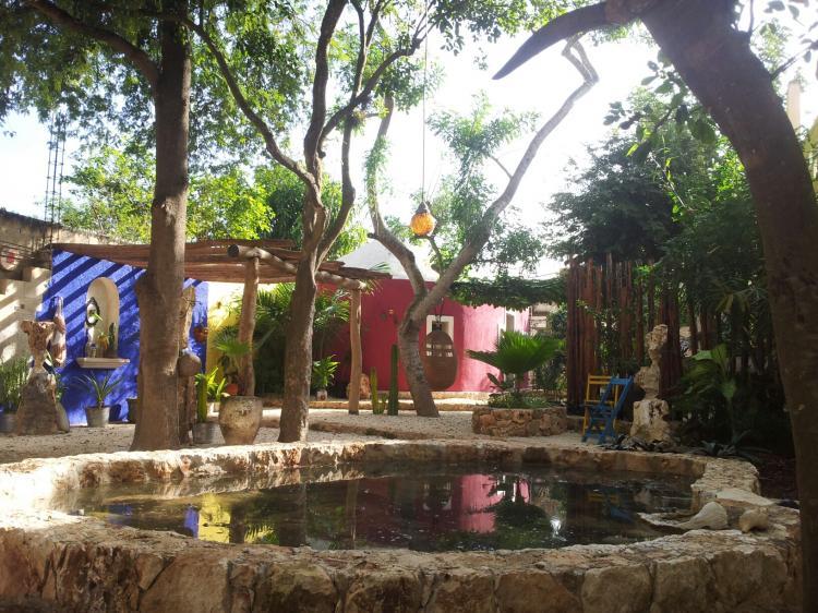 Casa en valladolid centro 5 c del zocalo cav92942 for Casa minimalista en valladolid yucatan