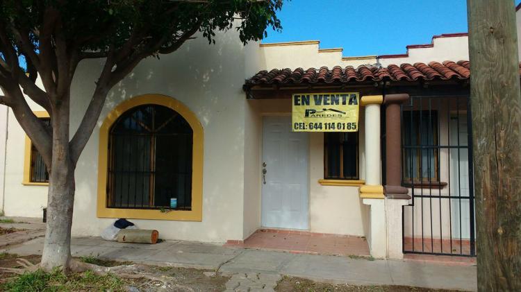 Casa en venta en infonavit yukujimari cav41124 for Casas en renta cd obregon