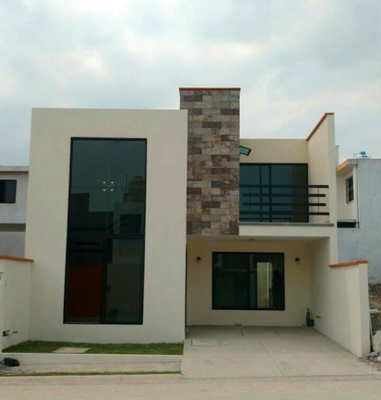 foto casa nueva fracc privado dise o moderno doble altura cav
